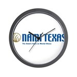 NAMI Texas Wall Clock