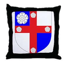 Queen of Lochac Throw Pillow