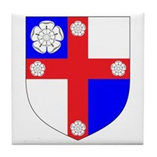 Queen of Lochac Tile Coaster