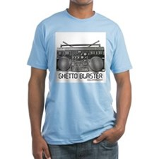 Ghetto Blaster Shirt