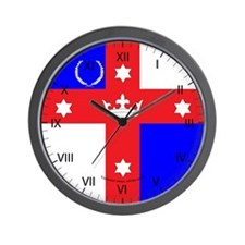 Kingdom of Lochac Wall Clock