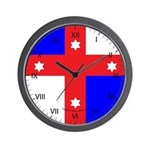 Lochac Populace Wall Clock