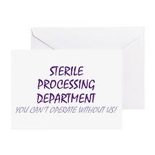 SPD Greeting Card