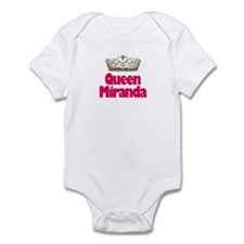Queen Miranda Infant Bodysuit