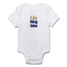 King John Infant Bodysuit