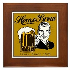 Legal Since 1978 Framed Tile
