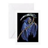 Grimreaper Greeting Cards (Pk of 10)