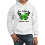 Non-Hodgkin's Survivor Hooded Sweatshirt