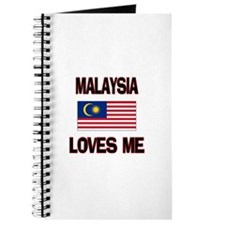 Malaysia Loves Me Journal