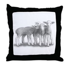Funny Dorset Throw Pillow