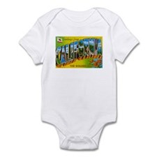California CA Infant Bodysuit