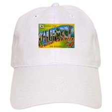California CA Baseball Cap