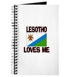 Lesotho Loves Me Journal