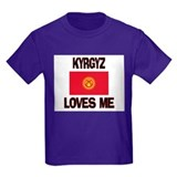 Kyrgyz Loves Me T