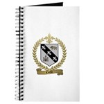COCHU Family Crest Journal