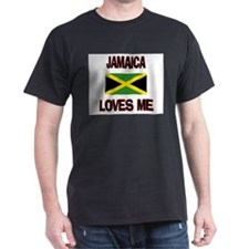 Jamaica Loves Me T-Shirt