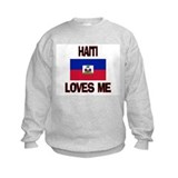 Haiti Loves Me Sweatshirt