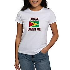 Guyana Loves Me Tee