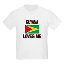 Guyana Loves Me T-Shirt