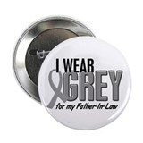 "I Wear Grey For My Father-In-Law 10 2.25"" Button"