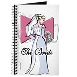 The Bride Notebook Journal