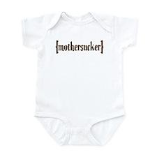 MOTHERSUCKER Infant Bodysuit