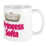 Princess Sofia Small Mug