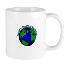 World's Greatest Scientist Mug