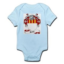 Keith Family Crest Infant Creeper