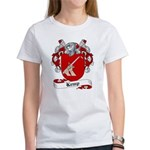 Kemp Family Crest Women's T-Shirt