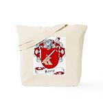 Kemp Family Crest Tote Bag