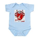 Kemp Family Crest Infant Creeper