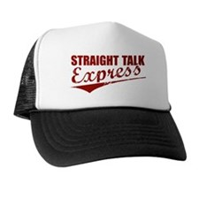 Straight Talk Express Trucker Hat