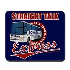Straight Talk Express Mousepad
