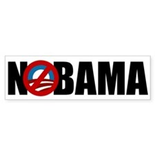 NOBAMA Bumper Sticker (10 pk)