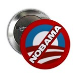 "NOBAMA 2.25"" Button (10 pack)"