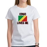 Congo Loves Me Tee
