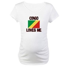 Congo Loves Me Shirt