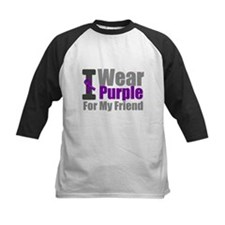 I Wear Purple (Friend) Tee