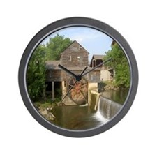 The Old Mill Wall Clock
