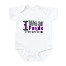 I Wear Purple (GP) Infant Bodysuit