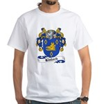 Kinloch Family Crest White T-Shirt
