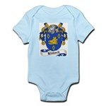 Kinloch Family Crest Infant Creeper