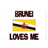 Brunei Loves Me Postcards (Package of 8)