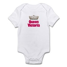 Queen Victoria Infant Bodysuit