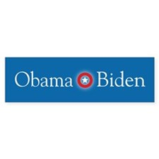 Obama * Biden Bumper Sticker (10 pk)