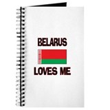 Belarus Loves Me Journal