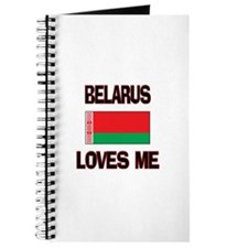 Belarus Loves Me Journal