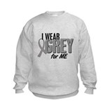 I Wear Grey For ME 10 Sweatshirt