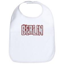 BERLIN (distressed) Bib